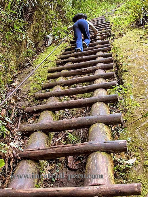 Ladders Putucusi Mountain Hike