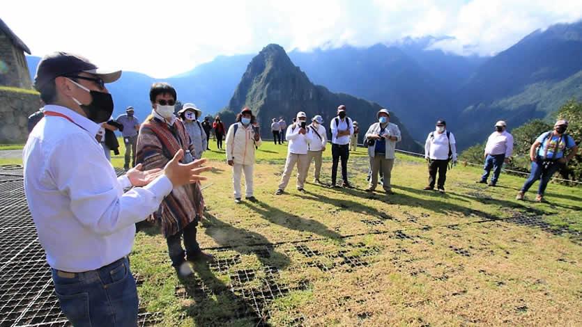Machu Picchu and the Inca-Trail in COVID-19 times