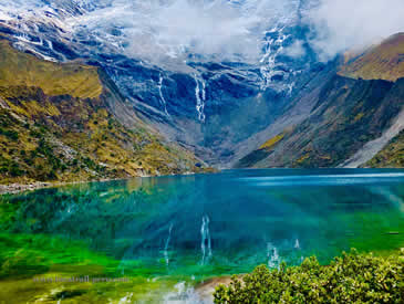 Lake Humantay Cusco