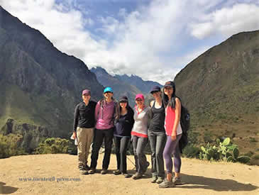 Inca Trail Rules
