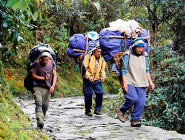 Porters Inca Trail Tips