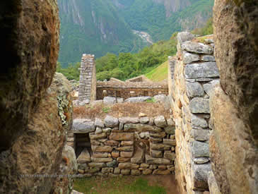 Window of Machu Picchu