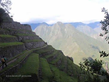 Inca Trail Tour Day 4